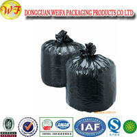 Hdpe/ldpe Biodegredable Plastic Heavy Duty foldable Garbage/trash/refuse/rubbish Bag In Roll