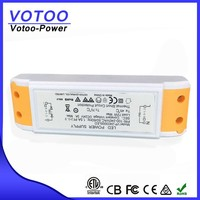 Constant current led driver 500ma for LED Ceiling Light
