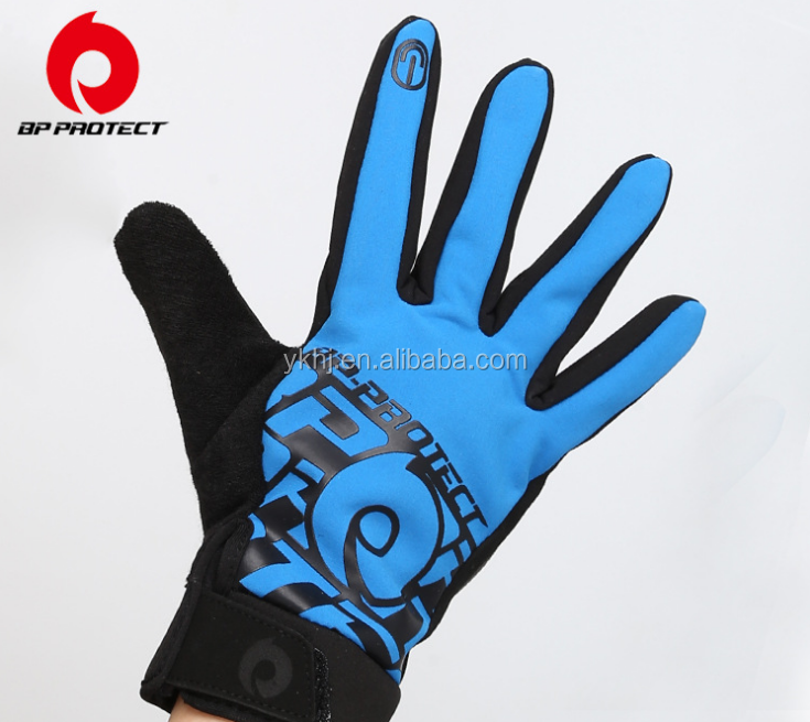 2017 Hotsale Windproof Touch screen bicycle glove cycling gloves