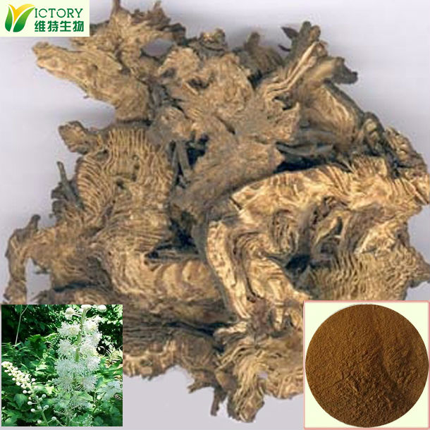 Black cohosh extract CAS NO.:84776-26-1 with good quality