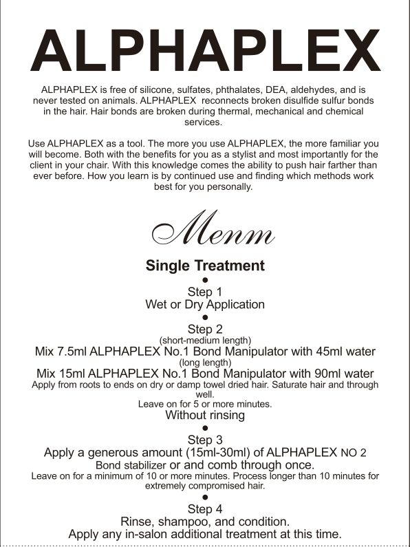 best seller Alphaplex Better and Cheaper than Olaplex