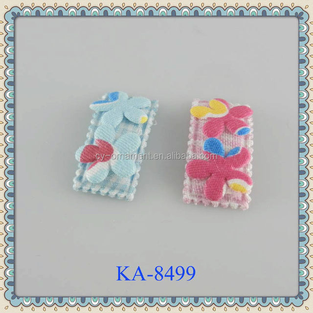 colorful wholesale snap clips for kids