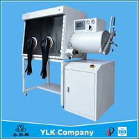 Isolator Stainless Steel Glove Box, Vacuum Glove Box, Gas & Solvent Inert Gas Purification System
