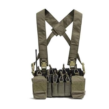 LQ ARMY Pistol Mag Environments Tactical Assault Chest Rig