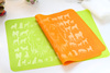 RENJIA food mat personalized dog placemats dog crate mats