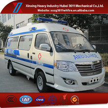 Hot Sale High Quality New Medical Equipment Ambulance Van