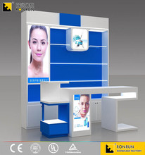 Manufacturer retail cosmetic shop furniture and cosmetic shop furniture