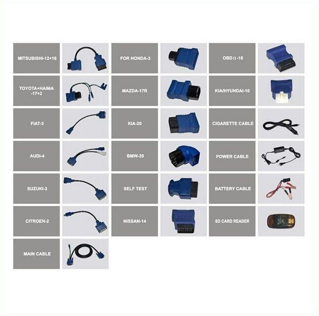 xtool ps2 outil de diagnostic de diagnostic multi voiture scanner avec le meilleur prix et de. Black Bedroom Furniture Sets. Home Design Ideas