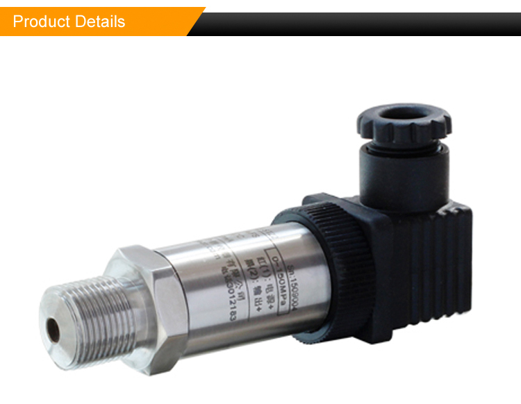 IP65 German import plugs 600Mpa High Range Pressure Transmitters
