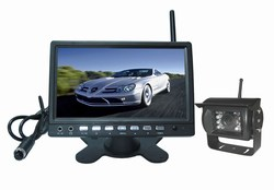 Best hidden rear view cameras for cars with 7 inch lcd screen