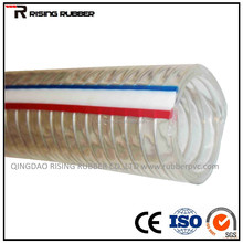 PVC Steel Wire Reinforced Suction Hose Water Spring Garden Hose Plastic Hose