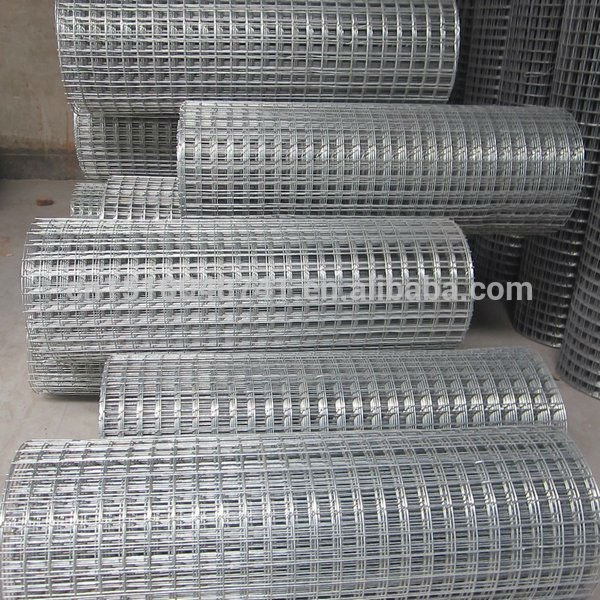 Hot selling hardware cloth 1/2 3/4 1 inch galvanized welded wire mesh