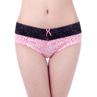 Leopard printing colorful panties new model sexy girl teen underwear stock wholesale women panty