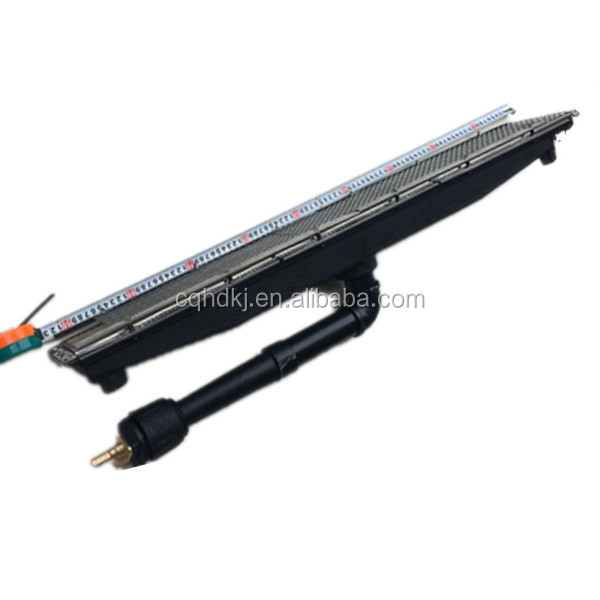 220v ceramic catalytic infrared heater, gas burner auto ignition HD101