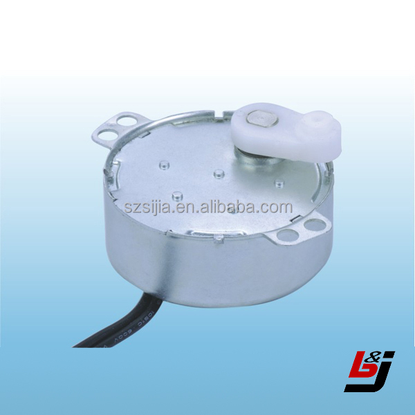 High Quality AC Synchronous Motor For Rotating Lights