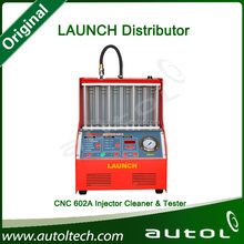 2014 Launch X431 CNC602A Injector Cleaner & Tester diesel injector calibration machine with factory price-danae