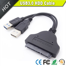 2.5 inch SATA Hard Drive to USB 2.0 Adapter Cable
