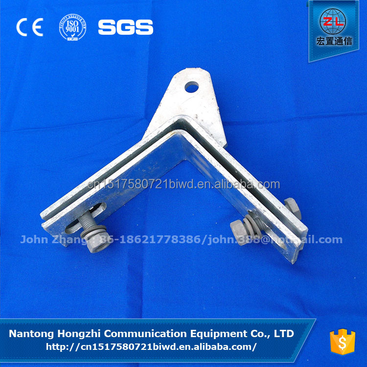 High quality optical cable suspension clamp/overhead line fittings