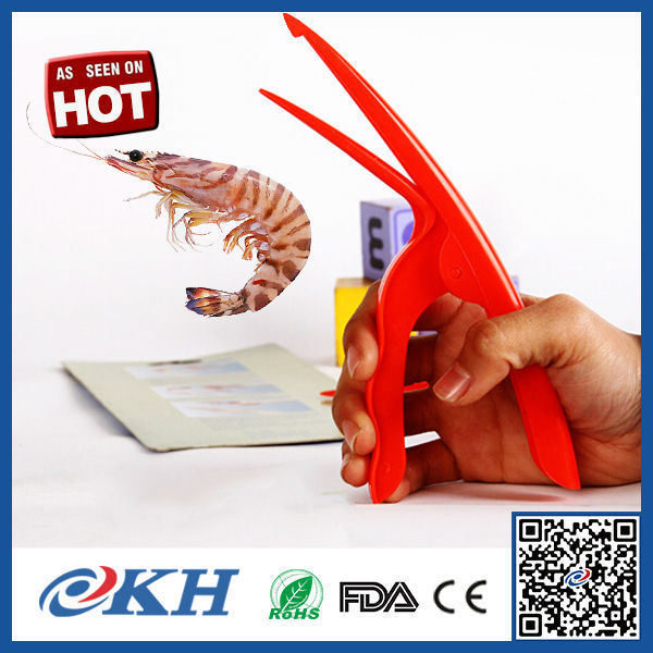KH New Product Easy Use Shrimp Peeler