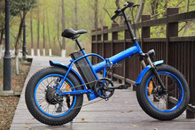 fat bike electric chopper customized 500w 20""