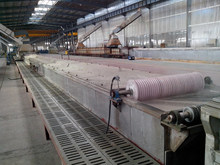 steel wire electro galvanizing plant with CE certified factory