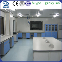Hot sale office furniture workstation steel dental lab workstation with mobile shelf