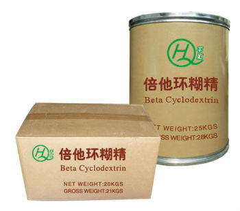 Synthetic Drug Raw Material Chemicals Beta Cyclodextrin (CAS# 7585-39-9) CP2010, USP35