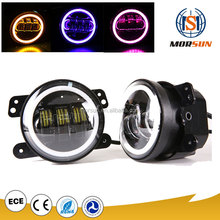 "Passing Lamp 4"" 30W LED 30w Led jeep Auxiliary Light 4 Inch fog light for jeep wrangler"