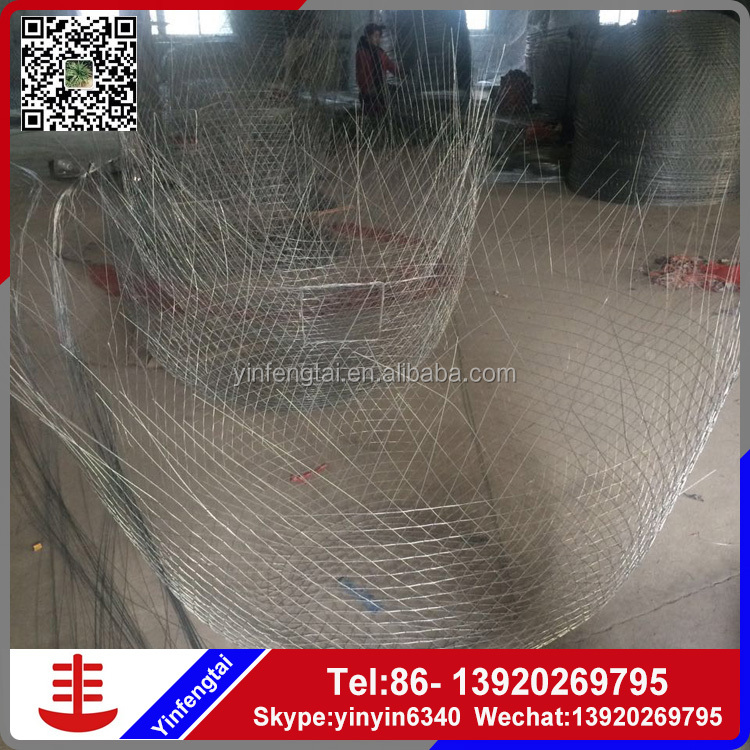 high tensile galvanized wire for fish cage galvanized steel wire for fishing wire