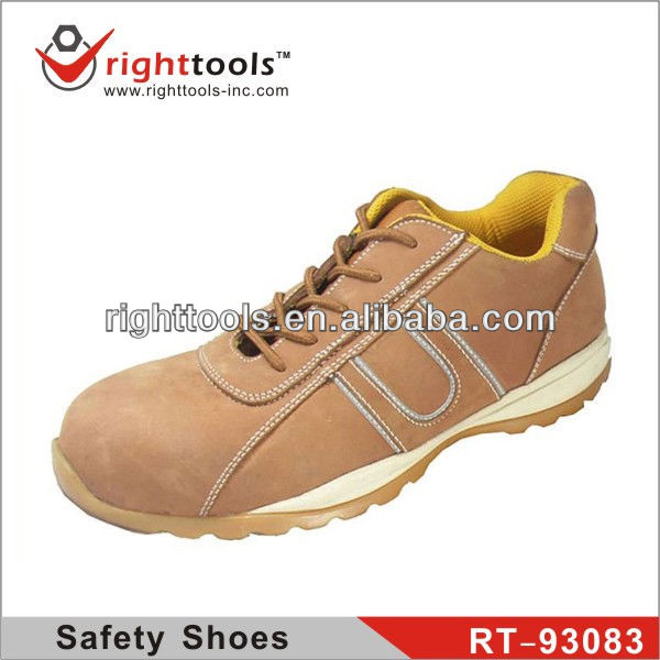 Hot sale steel toe safety shoes