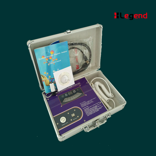 2016 Latest upgraded quantum resonance magnetic body health analyzer with 45 reports