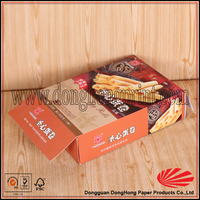 China Factory Wholesale paper custom printing box packaging