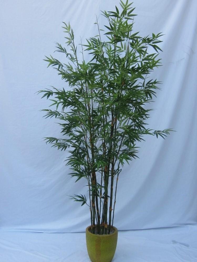 Outdoor decorative branches artificial lucky bamboo plants