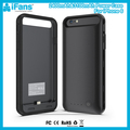 OEM MFI Battery Case For iPhone 6 2400mAh & 3100mAh With Changeable bumpers