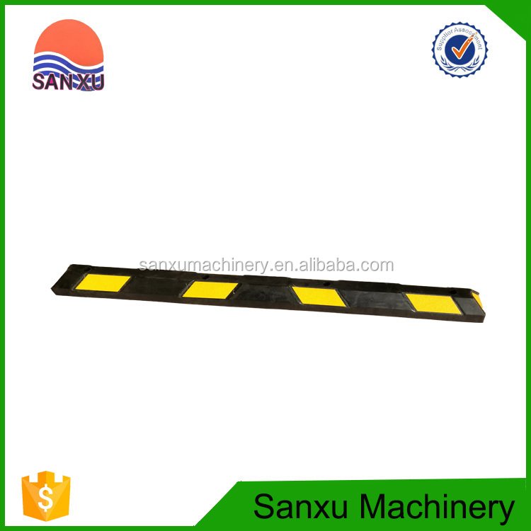 High Strength Garage Soft Rubber Door Stopper