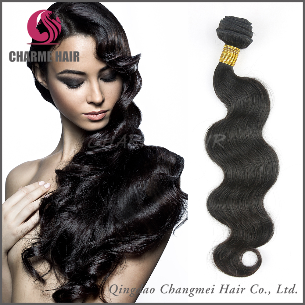 Stock wholesale 8a grade 100% virgin remy human hair vendors peruvian hair weaves picture
