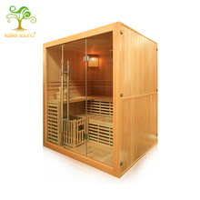 2017 Factory Direct sale 3 person steam sauna room