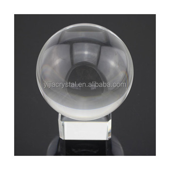 Natural beautiful OEM/ODM crystal ball 100mm