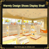 warmly shoes shelf diy shoe rack for baby shoes store sales equipment design