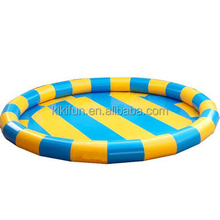 Giant adults size buy cheap price inflatable swimming pool / water sports used fishing indoor pool for sale