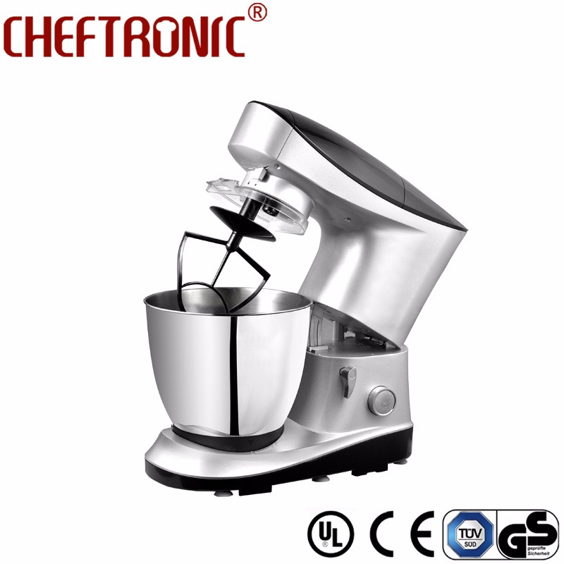 7.0 liters 1200W mixer with different colors cooking helper dough shortener