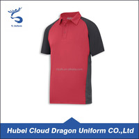 Wholesale summer personality polo shirt custom embroidered logo