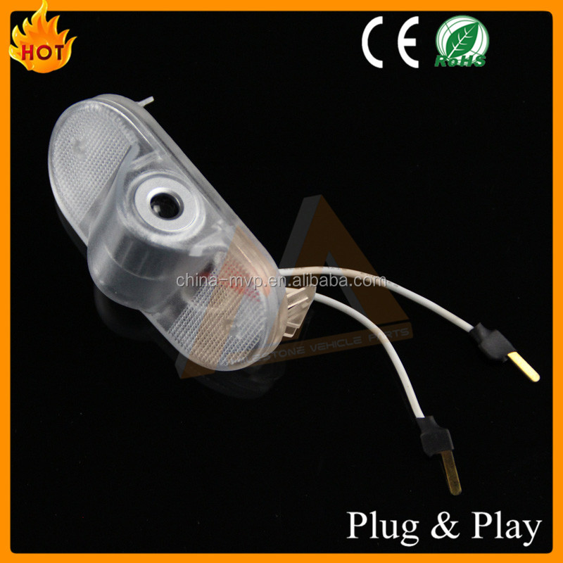 Car Auto Parts Plug and Play Door Courtesy Logo Light LED