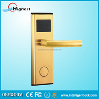 new products Automatic Door Sensor Lock with universal master key