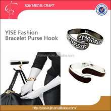Wholesales Fashion Handbag Hanger Jewelry Ladies' Gold Bracelets Bangles