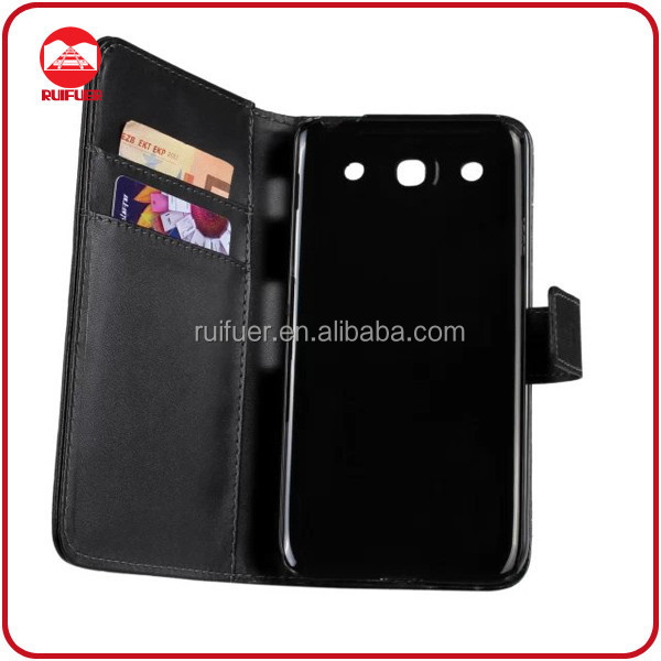AAA Quality Factory Price Pouch With Card Holder Stand Flip Wallet Leather Case for LG Optimus G Pro F240
