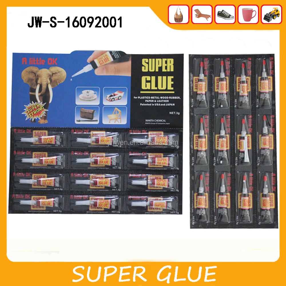 powerful SUPER GLUE 502 glue AB GLUE 110