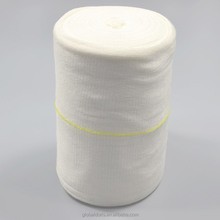 Medical Tubular Bandage with yellow Line for head & small trunk