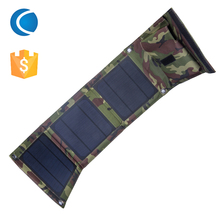 High quality 5W 2PCS folding solar panel phone battery charger