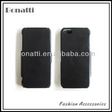 Leather microfiber cell phone case